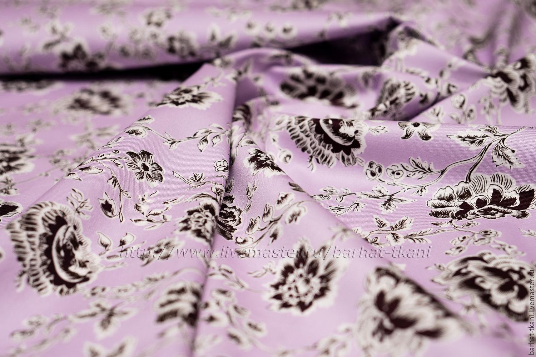 Итальянский хлопок с эластаном. Итальянские ткани, Ткани, Сочи,  Фото №1