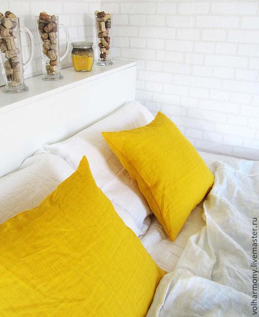 """Текстиль, ковры ручной работы. Ярмарка Мастеров - ручная работа. Купить 2 ух спальный набор постельного белья """"Солнце"""". Handmade."""
