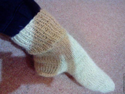 """Носки, Чулки ручной работы. Ярмарка Мастеров - ручная работа. Купить Вязаные носки """"Козочка"""". Handmade. Вязаные носки"""