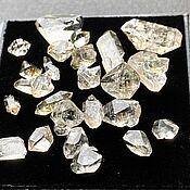 Фен-шуй и эзотерика handmade. Livemaster - original item Crystals with Oil, Herkimer Diamond Gold Engidros, Pakistan. Handmade.