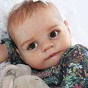 Куклы Reborn ручной работы. Ярмарка Мастеров - ручная работа Нежный ангелочек Алиса. Handmade.
