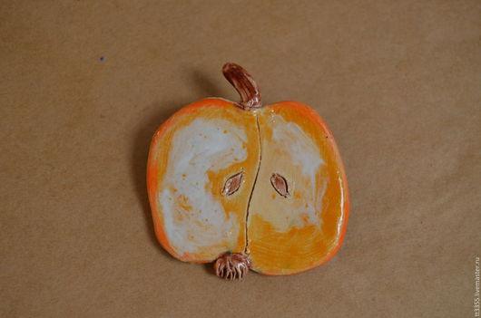 яблоко на грудь, сделано лично мною.