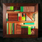 Картины и панно manualidades. Livemaster - hecho a mano Soporte de pared paneles