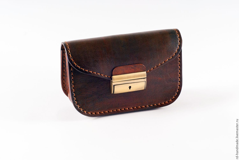 7d626e4cb22e Мужские сумки ручной работы. Ярмарка Мастеров - ручная работа. Купить  Барсетка мужская из натуральной ...