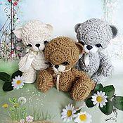 Куклы и игрушки handmade. Livemaster - original item Soft toys: Fifi bears