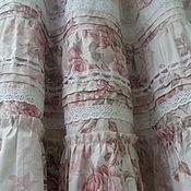 """Одежда ручной работы. Ярмарка Мастеров - ручная работа Летняя юбка в пол в стиле бохо """"Какао для принцессы"""". Handmade."""
