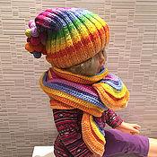 """Работы для детей, ручной работы. Ярмарка Мастеров - ручная работа комплект """"Ярмарки краски"""". Handmade."""