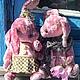 Мишки Тедди ручной работы. Заказать Глашенька)). Наталья Кулапина (nata-nzp). Ярмарка Мастеров. Мишки тедди, авторские украшения