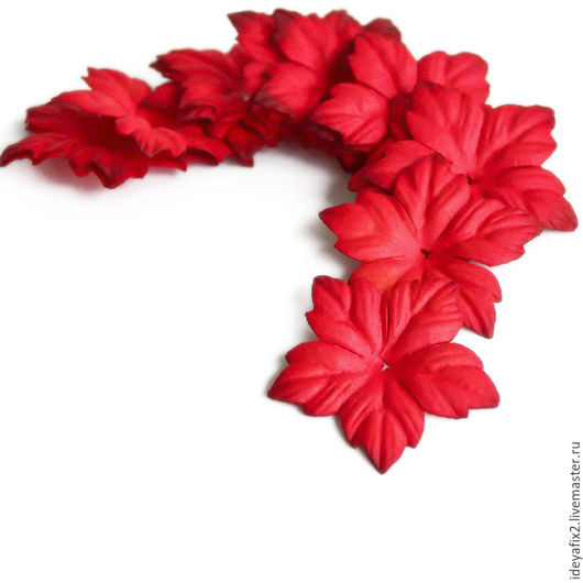 Цена указана за 10 цветочков.   Диаметр цветочков 4 см.