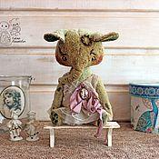 Куклы и игрушки ручной работы. Ярмарка Мастеров - ручная работа Принцесса Матрена Ивановна. Handmade.