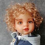 handmade. Livemaster - original item OOAC Paola Reina. Thomas, the boy.. Handmade.