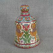 Русский стиль handmade. Livemaster - original item Collectible bell made of wood.
