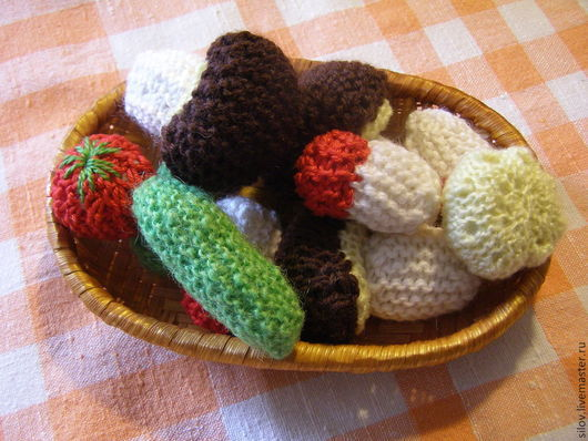 """Educational Toys handmade. Livemaster - handmade. Buy Educational toys """"Knitted""""canned.Funny gift, baby gift"""
