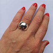 Украшения handmade. Livemaster - original item Stylish silver ring.. Handmade.