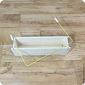 Материалы для творчества ручной работы. Ярмарка Мастеров - ручная работа Вешалка для свирления тонкая. Handmade.