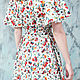 Dress 'Grenades'. Dresses. vitafabrics. Online shopping on My Livemaster.  Фото №2