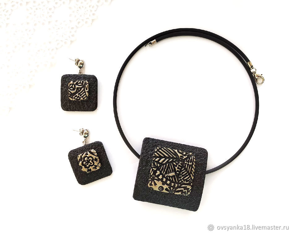 Jewelry sets: Midnight Silver, Jewelry Sets, Voronezh,  Фото №1