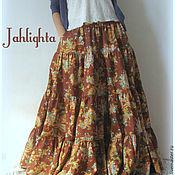 "Одежда handmade. Livemaster - original item Skirt ""Fairy Tale"". Handmade."