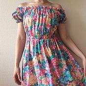 """Одежда ручной работы. Ярмарка Мастеров - ручная работа Платье """"Крестьянка"""". Handmade."""