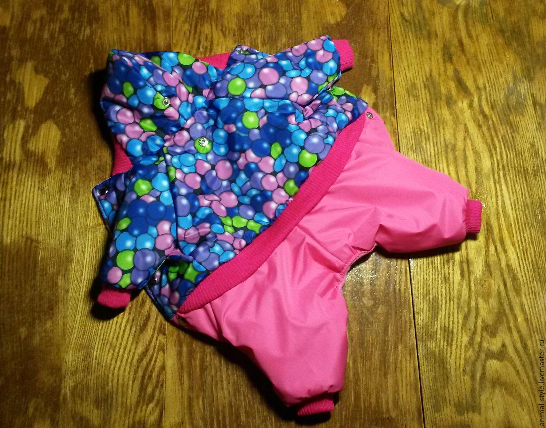 Indoor winter jacket for girls