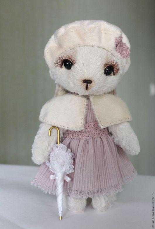 Мишки Тедди ручной работы. Ярмарка Мастеров - ручная работа. Купить Изабелла. Handmade. Подарок, подарок на любой случай