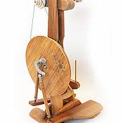 Материалы для творчества handmade. Livemaster - original item Spinning Wheel Susie.. Handmade.