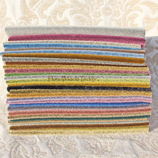 Мех для миниатюры Sassy Long Pile Hand made Teddy представляет самый большой выбор материалов для шитья мишек Тедди и авторской игрушки.