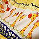 Шитье ручной работы. Заказать Портьерная ткань Жирафики. Федорова Ирина. Ярмарка Мастеров. Разноцветный, комфорт, жёлтый