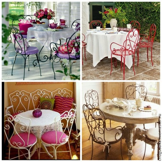 Мебель ручной работы. Ярмарка Мастеров - ручная работа. Купить Садовая мебель. Handmade. Садовая мебель, садовая роза, кухня