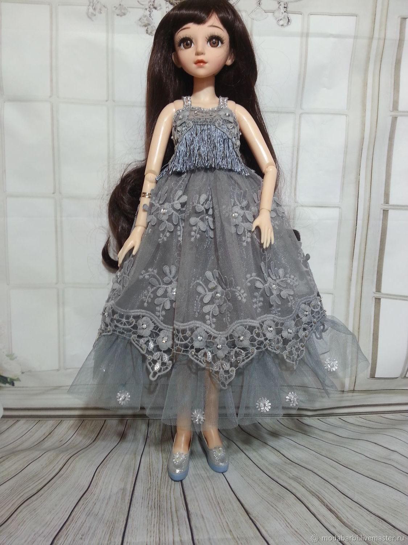 """Платье """" Бальное """", Одежда для кукол, Самара,  Фото №1"""