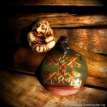 """Фен-шуй и эзотерика ручной работы. Ярмарка Мастеров - ручная работа """"Роковая Женщина"""",талисман рунический,женский. Handmade."""