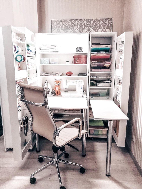 шкаф для рукоделия фото работе