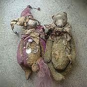 """Куклы и игрушки ручной работы. Ярмарка Мастеров - ручная работа """"Мудрец"""" мишка тедди-долл. Handmade."""