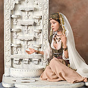Куклы и игрушки ручной работы. Ярмарка Мастеров - ручная работа Бахчисарайский фонтан. Handmade.