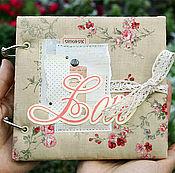 """Свадебный салон ручной работы. Ярмарка Мастеров - ручная работа Книга пожеланий """"Love"""". Handmade."""