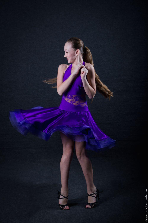 Фото платьев для бальных танцев