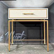 Для дома и интерьера handmade. Livemaster - original item Lady GOLD console. Handmade.