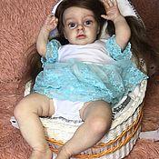 Куклы и игрушки handmade. Livemaster - original item Reborn baby girl Chloe Elizabeth, sculptor Natalia Blik. Handmade.
