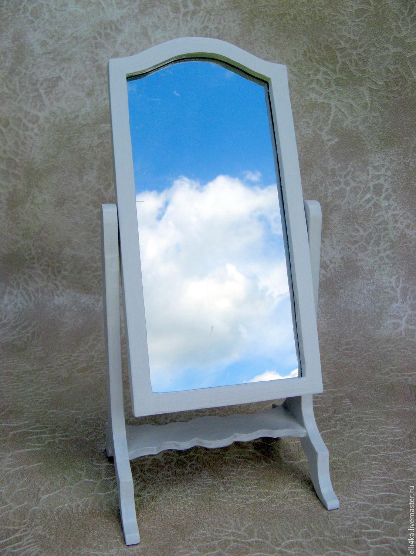 Как сделать зеркало для
