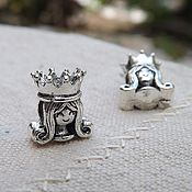 Материалы для творчества handmade. Livemaster - original item Princess Charm Bead