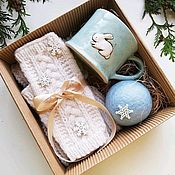 Подарочные боксы ручной работы. Ярмарка Мастеров - ручная работа Подарочный набор. Handmade.