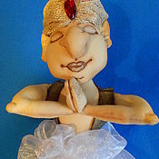 Куклы и игрушки ручной работы. Ярмарка Мастеров - ручная работа Джинн. Handmade.