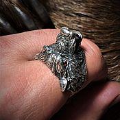 Русский стиль handmade. Livemaster - original item ring