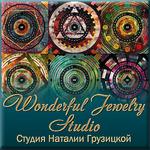 Наталия Грузицкая  Украшения - Ярмарка Мастеров - ручная работа, handmade