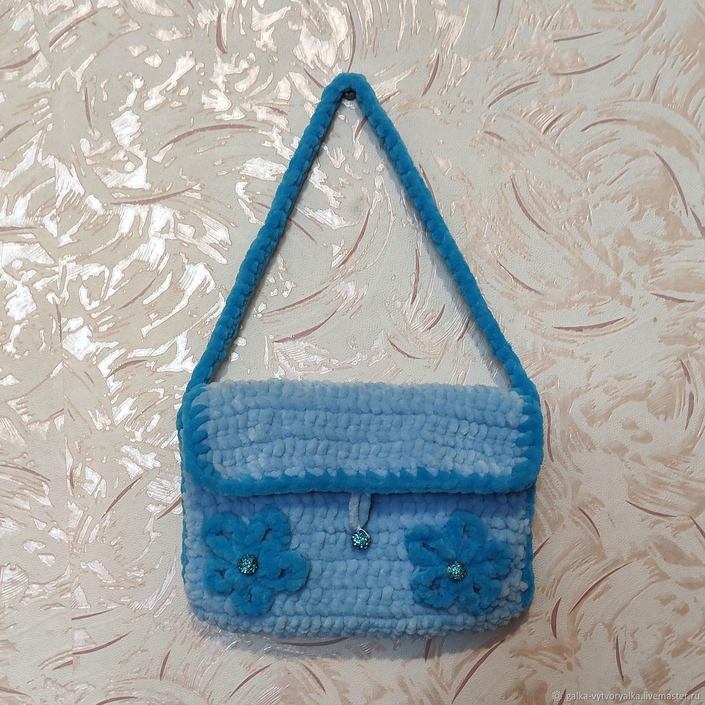 сумочка для девочки голубая, Сумки, Тольятти,  Фото №1