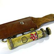 """Субкультуры handmade. Livemaster - original item Lighters With symbols of the USSR """"Koba"""" PETROL. Handmade."""