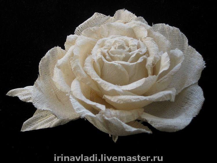 цветы из шелка роза. шелковый цветок роза белая, белая роза брошь, белая роза заколка, заколка автомат цветок, украшение для волос роза,свадебные украшения цветы,ободок для волос с цветами, обруч для