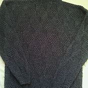 Одежда handmade. Livemaster - original item Men`s knitted sweater. Handmade.