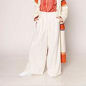 """Одежда ручной работы. Ярмарка Мастеров - ручная работа Брюки. Коллекция """"Марена"""". Handmade."""