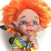 Куклы и игрушки ручной работы. Ярмарка Мастеров - ручная работа Стефан. Handmade.